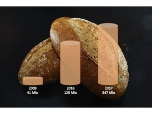 Schaer europes market leader in gluten free products increase yearly income